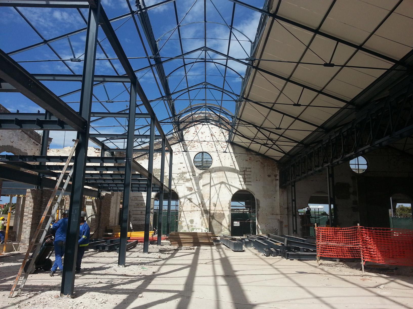 Tramways - Bisho Steel Construction