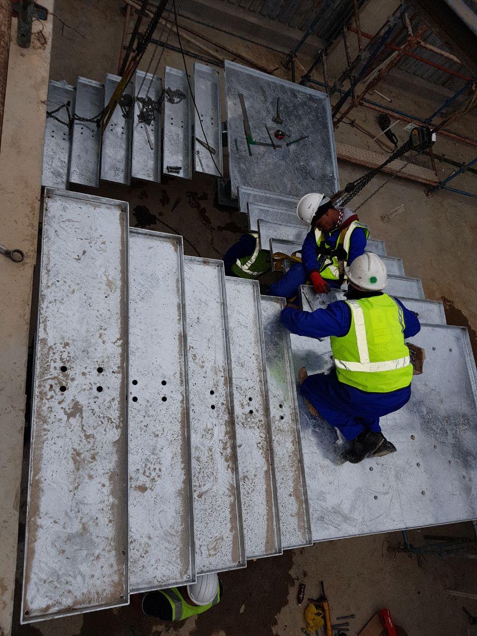 Yekani - Bisho Steel Construction