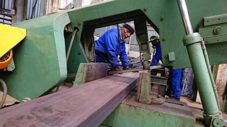 Bisho Steel Staff