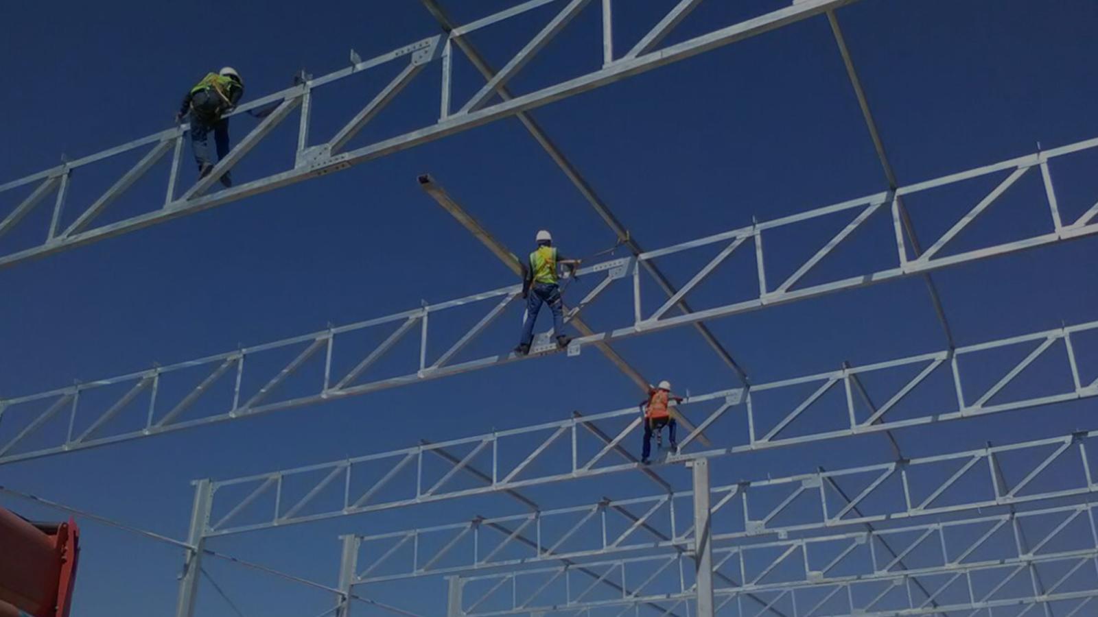 Bisho Steel Construction
